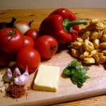 groente en pasta
