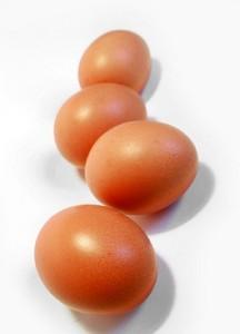 vier eieren